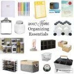 2017-Home-Organizing-Essentials-1-150x150 Organization