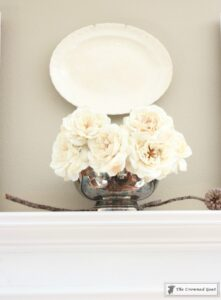 Elegant Winter Mantel-2