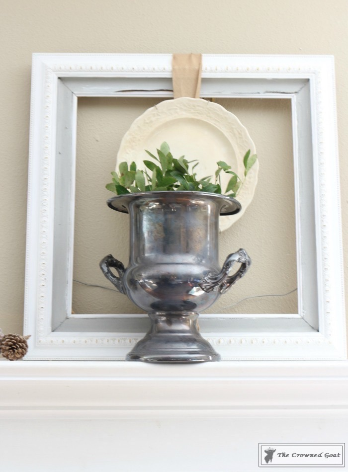 Elegant-Winter-Mantel-5 How to Create an Elegant Winter Mantel Decorating DIY