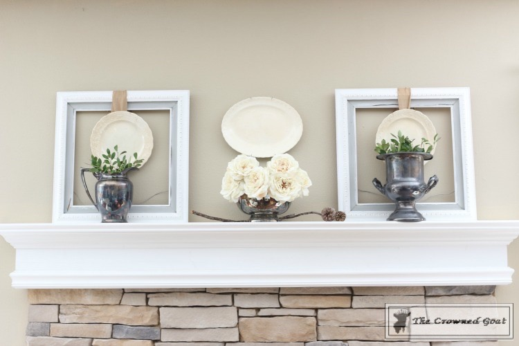 Elegant-Winter-Mantel-9 How to Create an Elegant Winter Mantel Decorating DIY