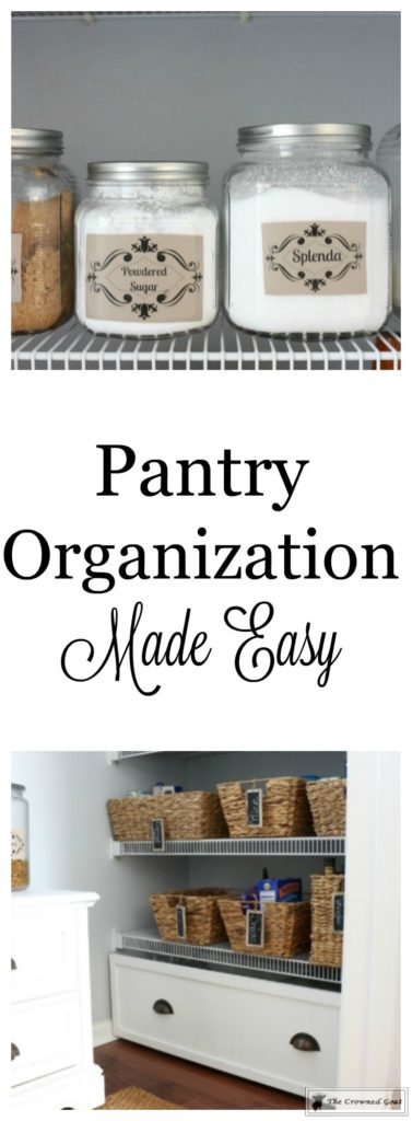Pantry-Organization-Tips-Made-Easy-1-377x1024 Pantry Organization Tips Made Easy Organization