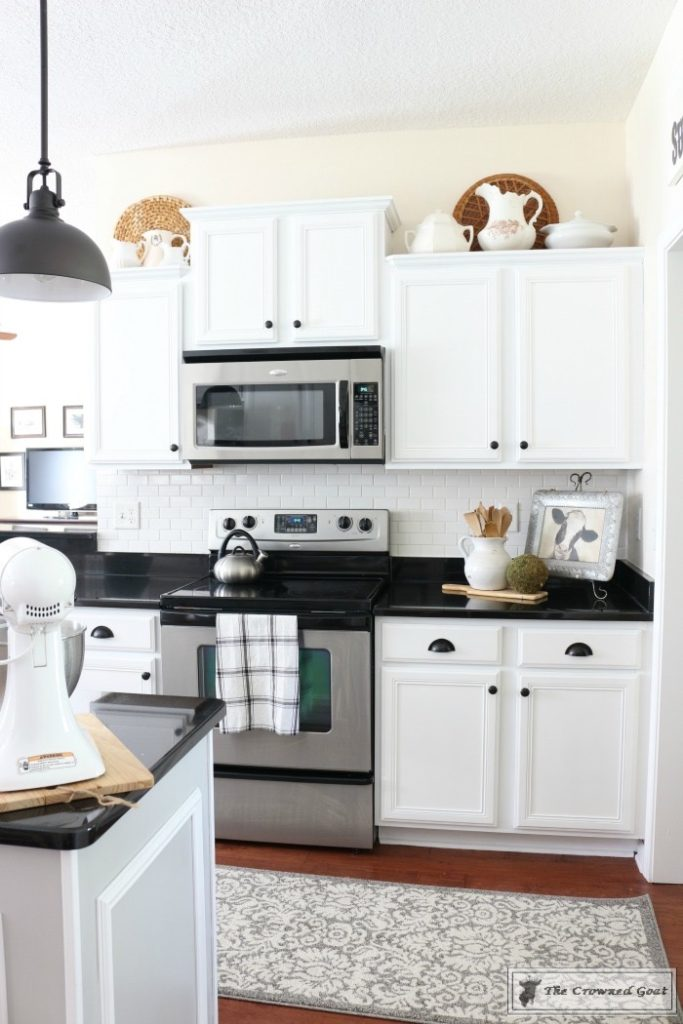The Best Way To Organize Your Kitchen The Crowned Goat
