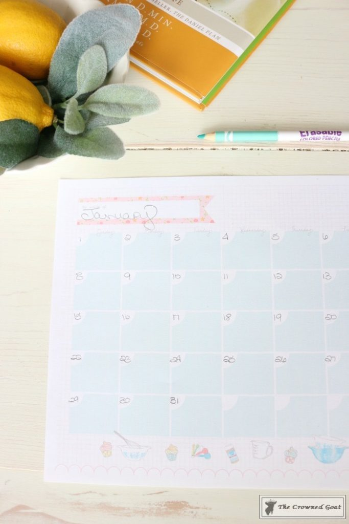 The-Busy-Girls-Easy-Meal-Planning-Guide-2-683x1024 Meal Planning for The Busy Girl DIY Organization
