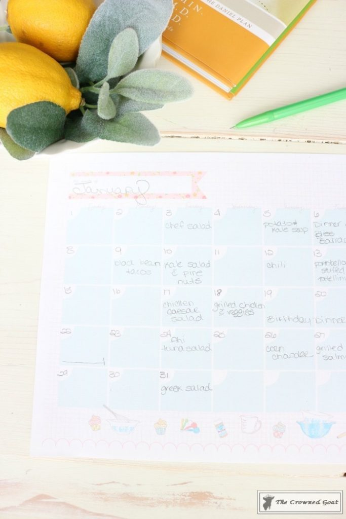 The Busy Girls Easy Meal Planning Guide-3