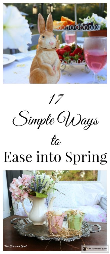 17 Ways to Ease into Spring-The Crowned Goat-2