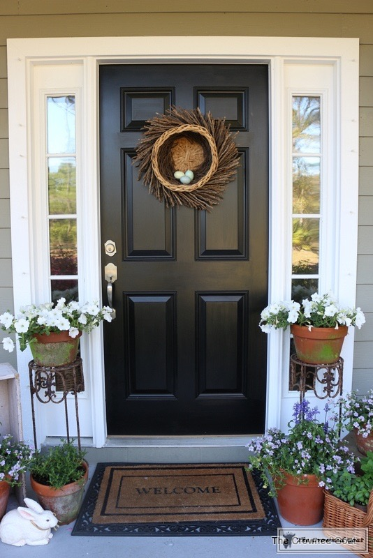 17-Ways-to-Ease-into-Spring-The-Crowned-Goat-9 17 Ways to Ease into Spring Decorating DIY Spring