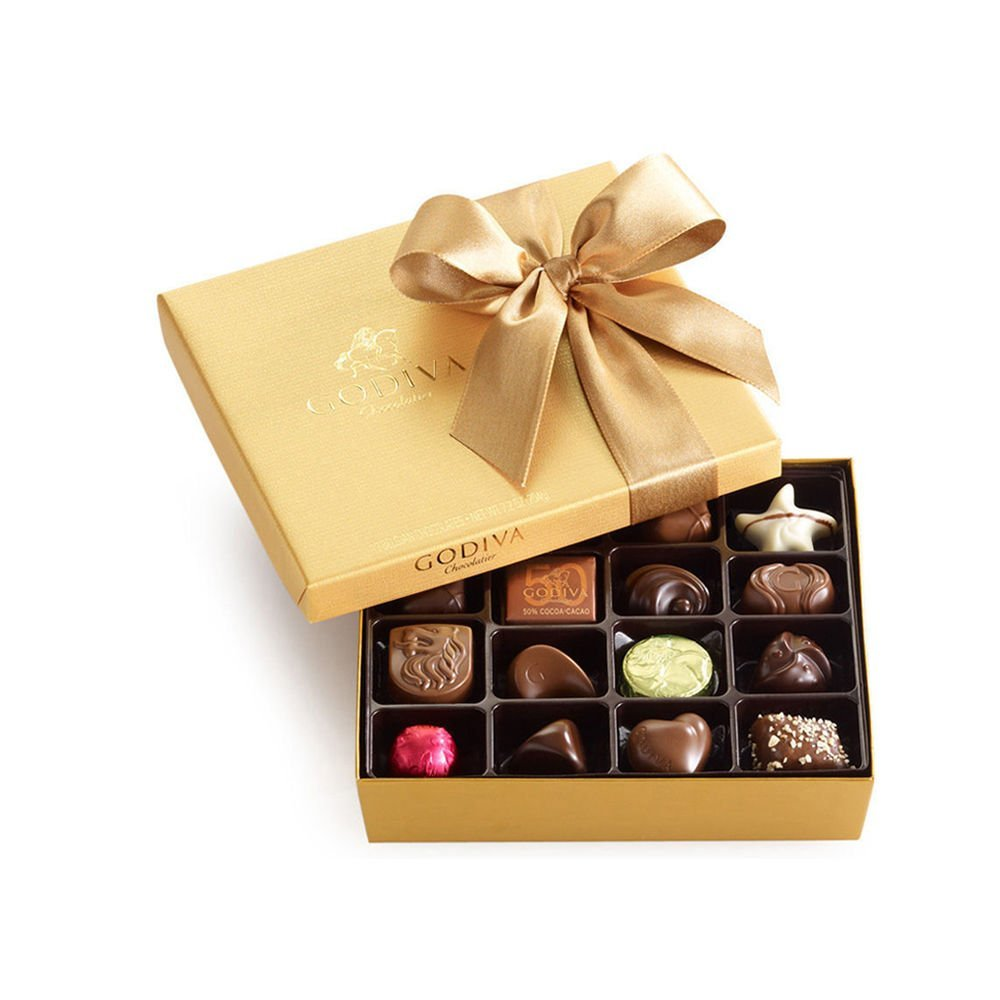 Godiva-Chocolates-10 Valentine Gift Ideas for The Busy Girl DIY Holidays
