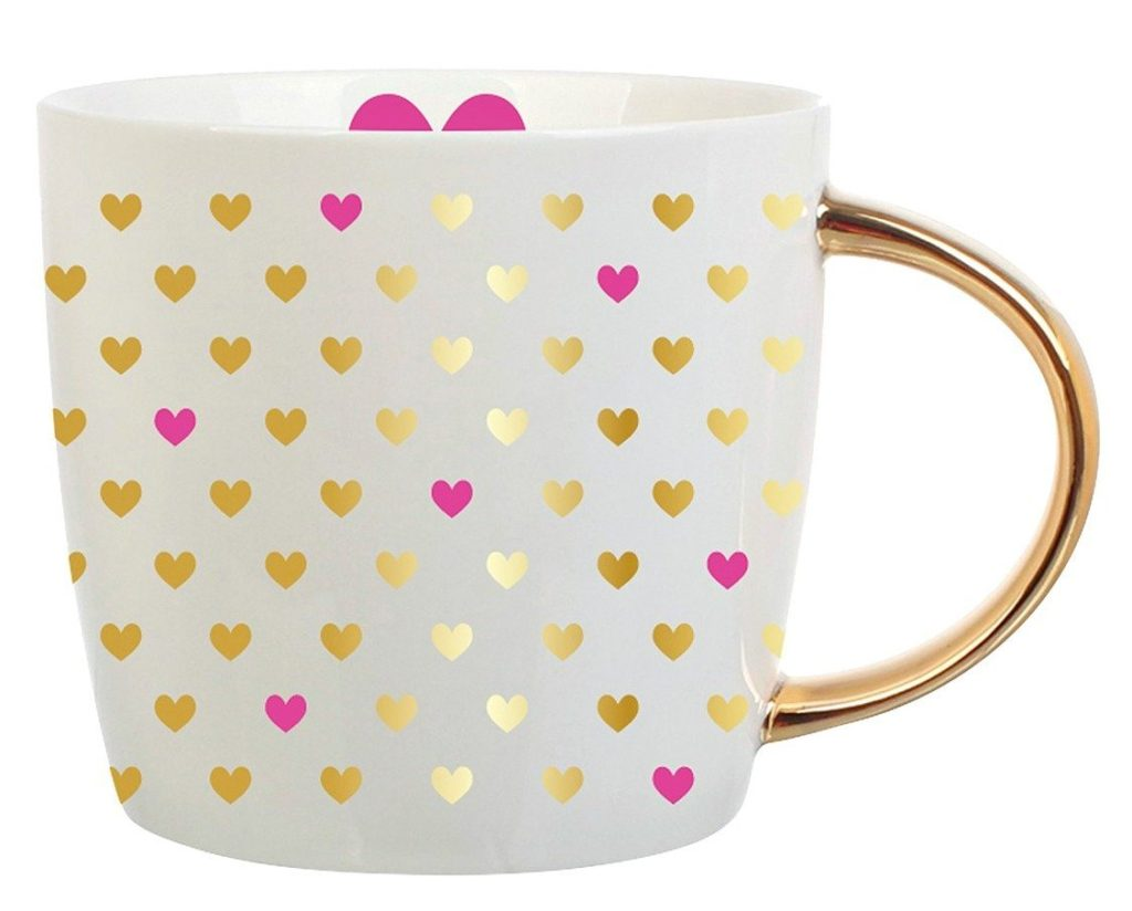 Heart-Coffee-Mug-9-1024x824 Valentine Gift Ideas for The Busy Girl DIY Holidays