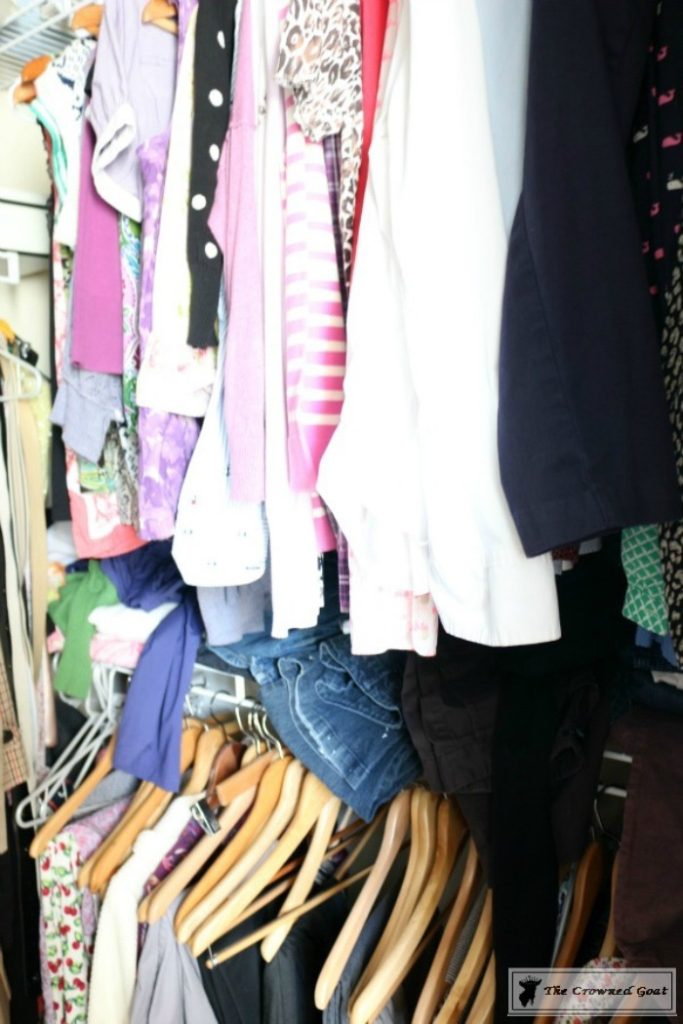 KonMari-Closet-One-Year-Later-2-683x1024 My Closet - One Year After Using the KonMari Method DIY Uncategorized
