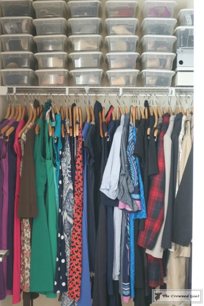 KonMari-Closet-One-Year-Later-6-683x1024 My Closet - One Year After Using the KonMari Method DIY Uncategorized