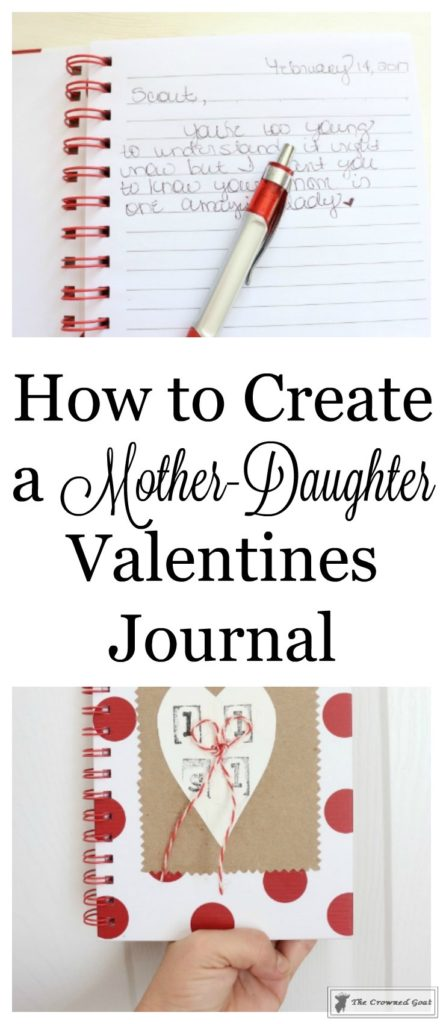 Mother-Daughter Valentine's Journal-1