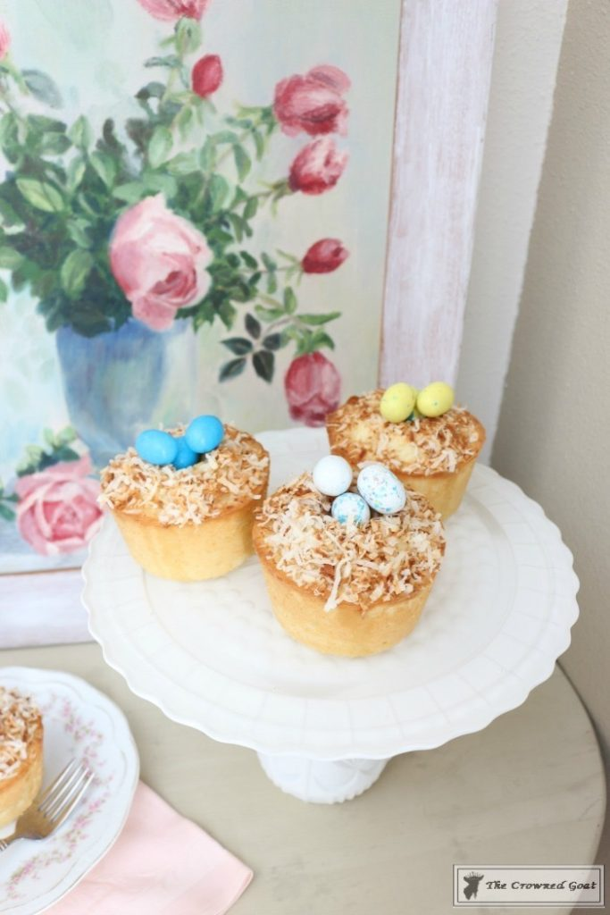 Coconut-Mini-Bundt-Cakes-17-683x1024 Spring Inspiration: Coconut Mini-Bundt Cakes Baking