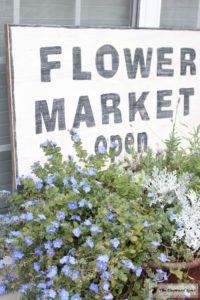 How to Make a Flower Market Sign from Scrap Wood-Thumbnail