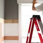 Budget Friendly Window Trim-8