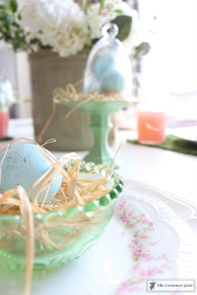 Colorful-Easter-Tablescape-4-683x1024 Colorful Easter Tablescape Decorating Holidays Spring