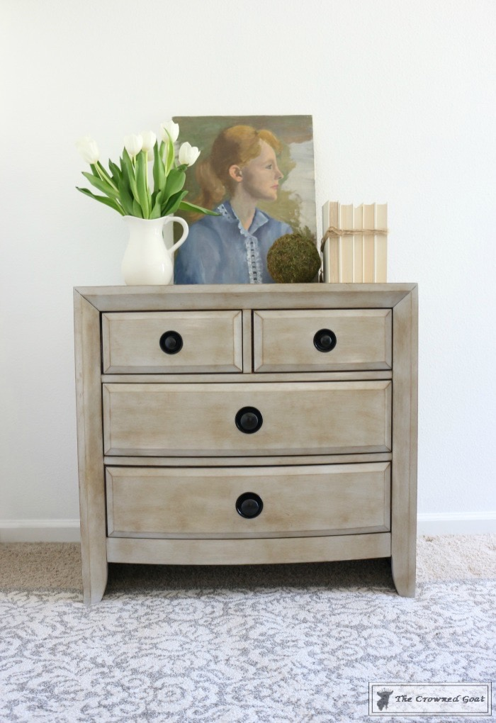 How-to-Weather-Furniture-with-Paint-15 How to Give Furniture a Weathered Look with Paint DIY Painted Furniture