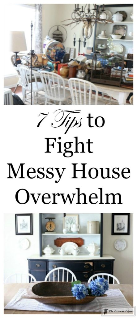 7-Tips-to-Help-Combat-Messy-House-Overwhelm-2-443x1024 A Messy House Tour & 7 Ways to Combat Overwhelm Decorating