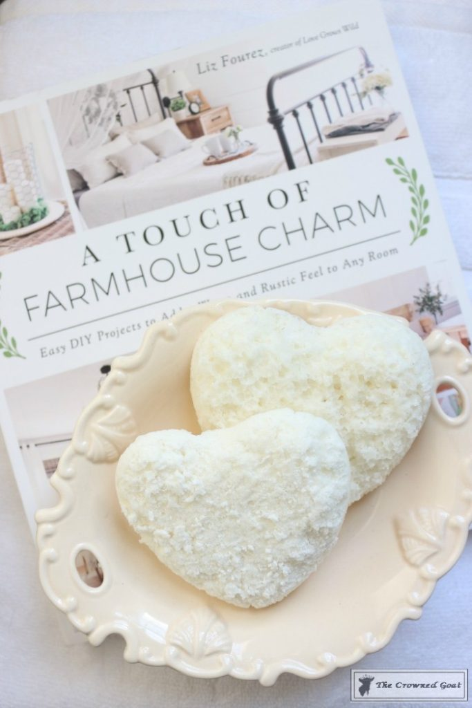DIY-Heart-Shaped-Bath-Bombs-13-683x1024 17 Easy Gifts to Make Before Mother's Day Crafts DIY Spring