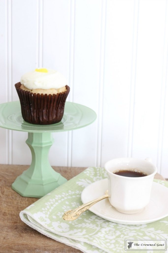 Faux-Jadeite-Cupcake-Stands-2-683x1024 17 Easy Gifts to Make Before Mother's Day Crafts DIY Spring