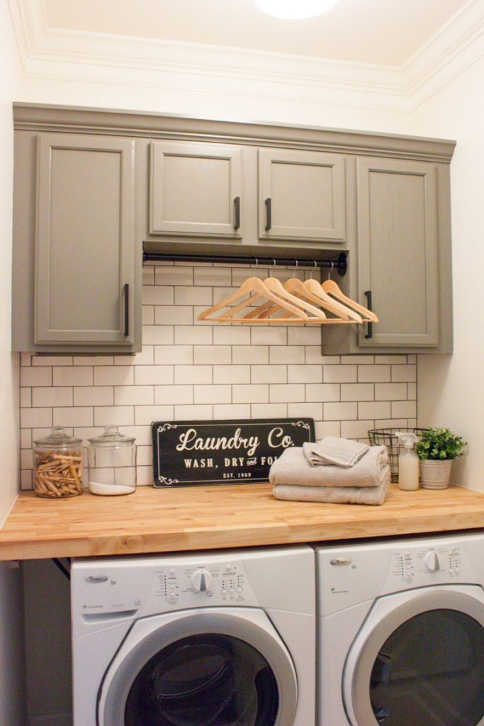 Gather-Flourish-Modern-Farmhouse-Laundry-Room-10-683x1024 Spring 2017 ORC Participants Favorites One_Room_Challenge