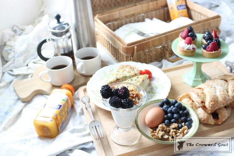 How-to-Create-a-Breakfast-in-Bed-Picnic-Basket-15 Breakfast in Bed Picnic for Mother's Day Baking DIY Spring