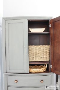 TV Armoire Makeover-16