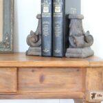 Using-Dark-Wax-to-Cover-Orange-Pine-16-150x150 Painted Furniture