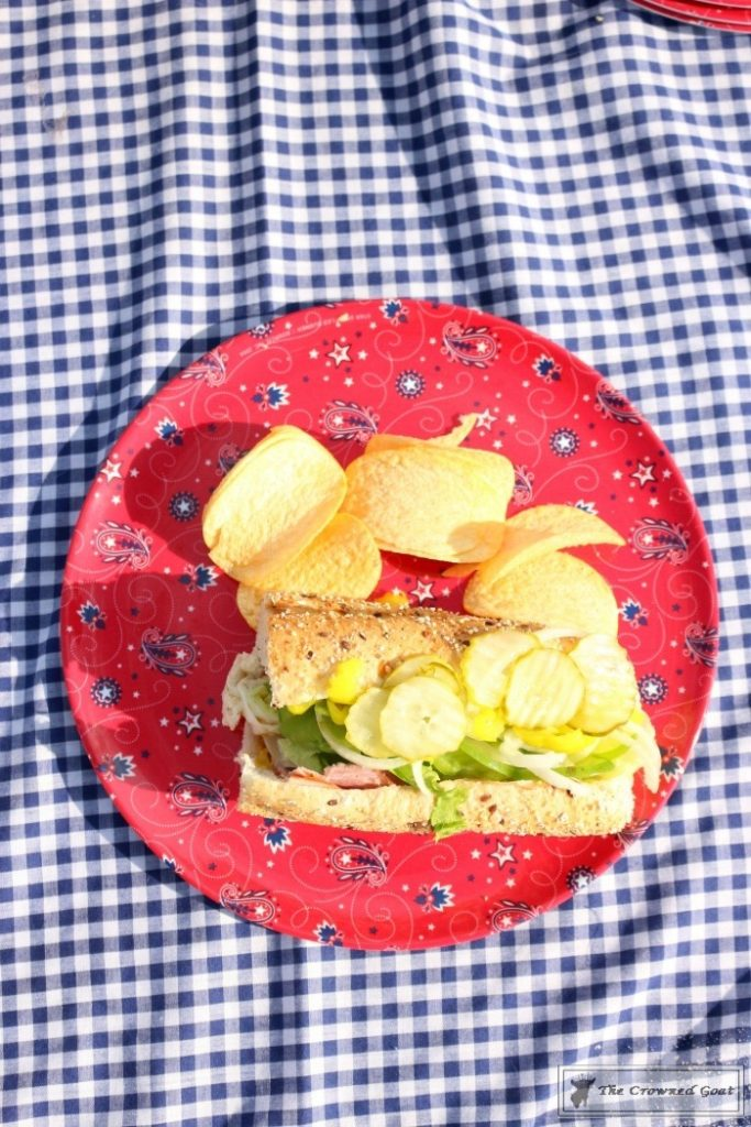 How-to-Create-a-Summer-Beach-Picnic-7-683x1024 Summer Picnic Essentials Decorating DIY Holidays
