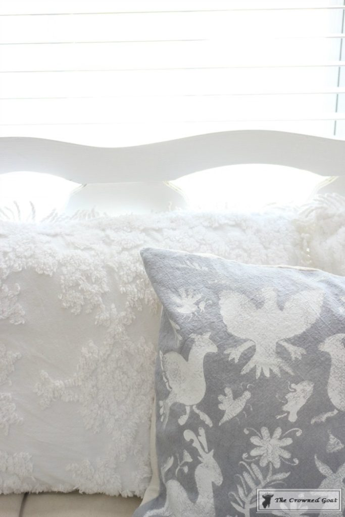 How-to-Stencil-a-Pillow-Cover-12-683x1024 Stenciled Pillows Made Easy Decorating DIY