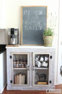 How to Whitewash Farmhouse Furniture-14