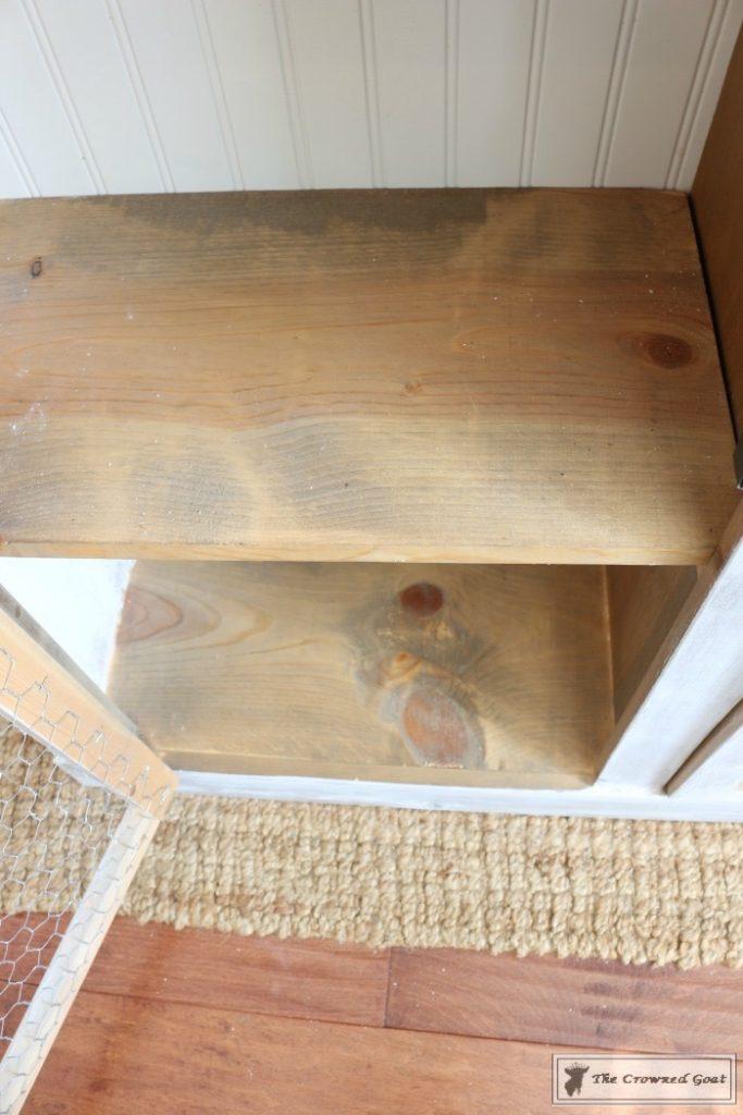 How-to-Whitewash-Farmhouse-Furniture-6-683x1024 Adding Whitewash to Farmhouse Furniture Decorating DIY Painted Furniture