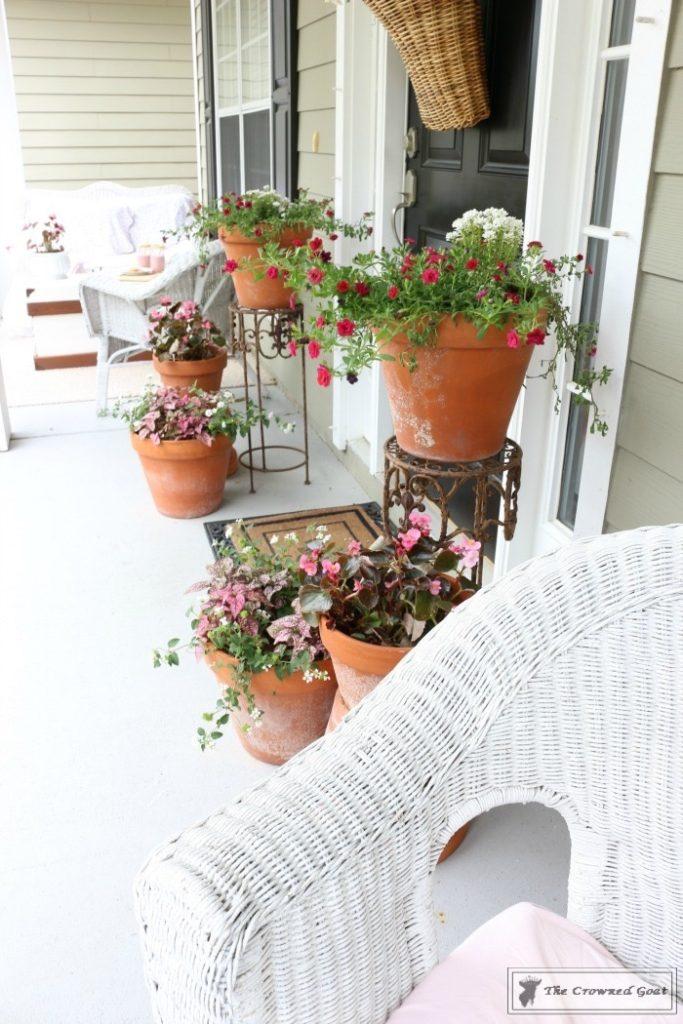 Spring-Front-Porch-Ideas-1-683x1024 Make at Home Lavender Gardener's Hand Scrub DIY Summer