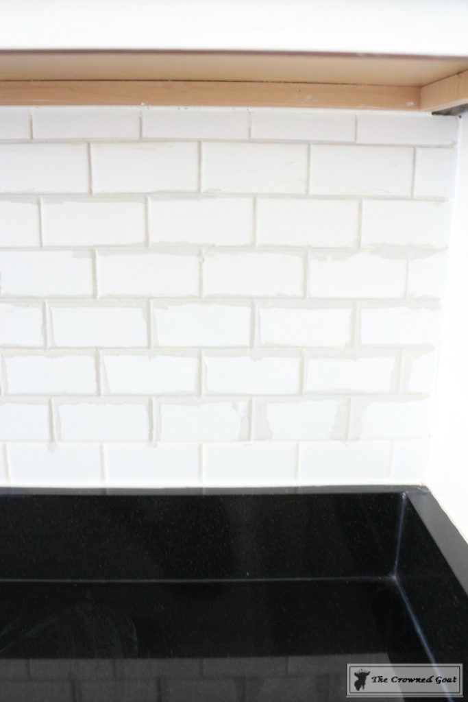 Easily-Change-the-Color-of-Existing-Grout-5-683x1024 How to Easily Change the Color of Existing Grout Decorating DIY