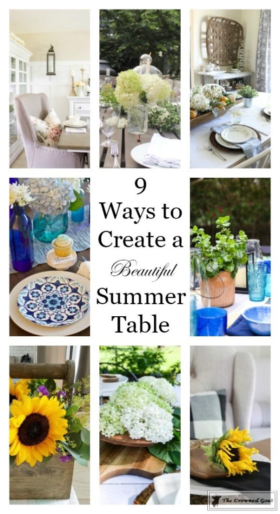 How-to-Create-a-Summer-Tablescape-The-Crowned-Goat-17-558x1024 Back to Basics: Summer Tablescapes Decorating DIY