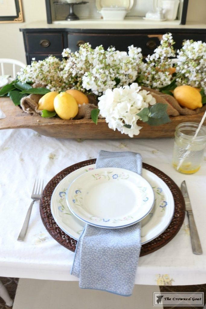 How-to-Create-a-Summer-Tablescape-The-Crowned-Goat-9-683x1024 Back to Basics: Summer Tablescapes Decorating DIY